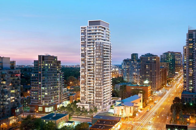 The Diamond Condos